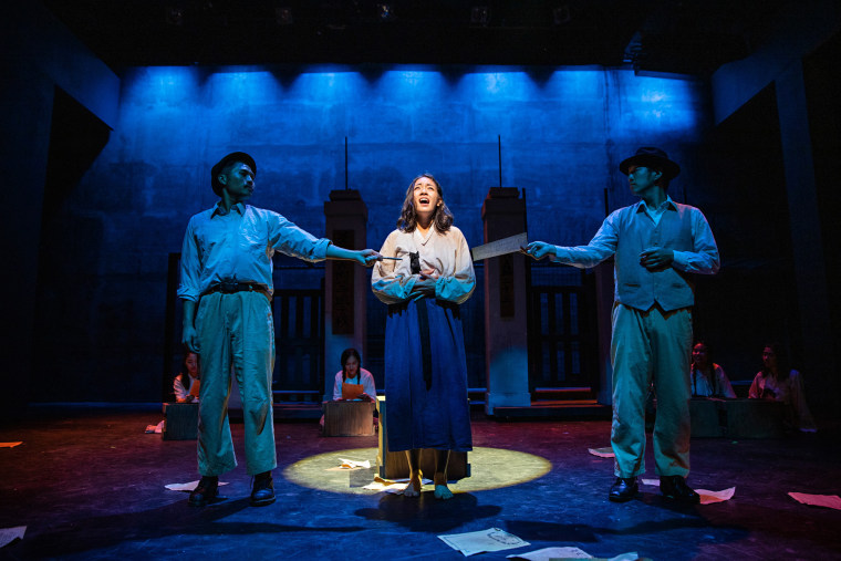 """Comfort Women: The Musical\"" debuted in 2015 and is on its third run in Los Angeles."