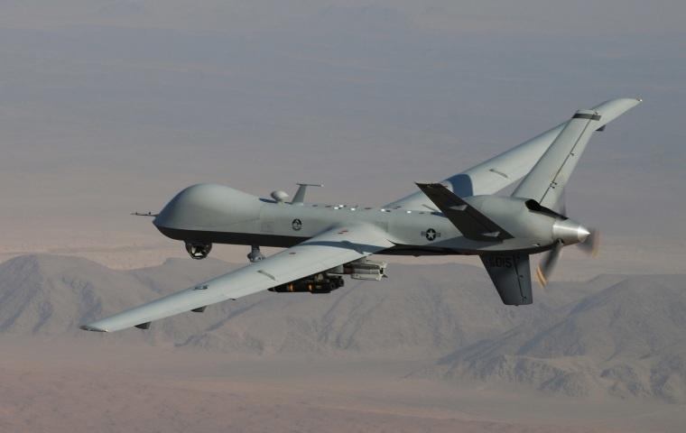Image: A U.S. Air Force MQ-9 Reaper.
