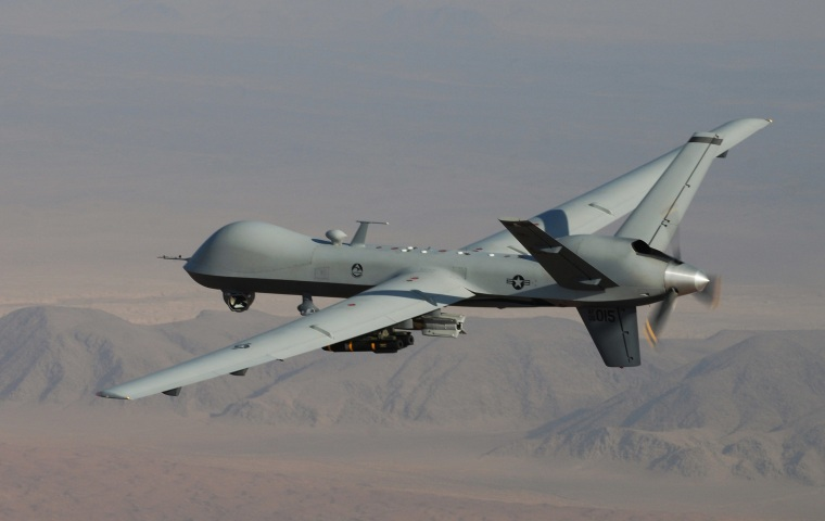 Image: A U.S. Air Force MQ-9 Reaper.