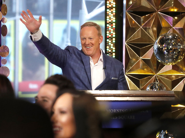 Sean Spicer on ABC's 'Dancing with the Stars' 2019 is a slap in the face to every American he lied to