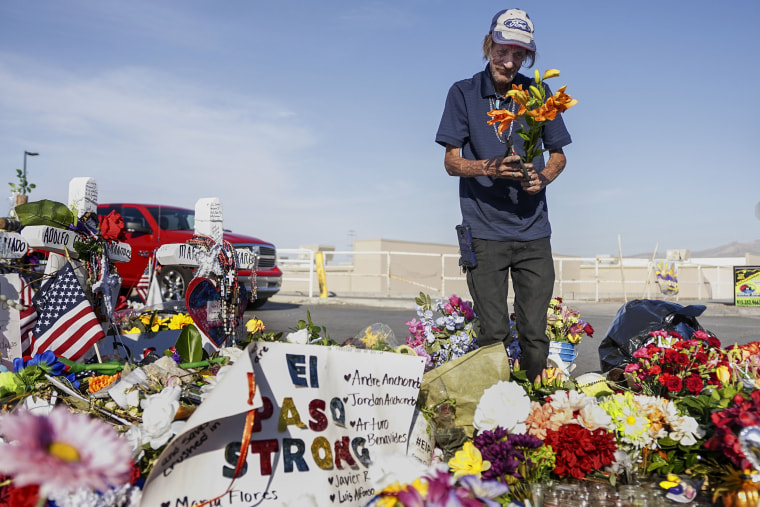 Image: El Paso Mourns Victims Of Mass Shooting That Killed 22 And Wounded Dozens