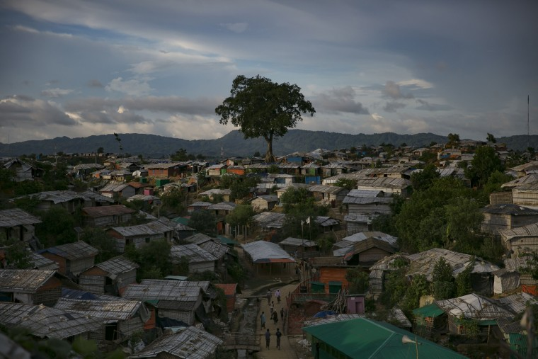 Image: Rohingya Refugees Mark Two Years Since The Crisis