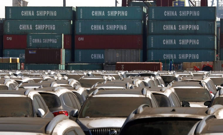 China to retaliate with new tariffs on another $75B worth of U.S. goods