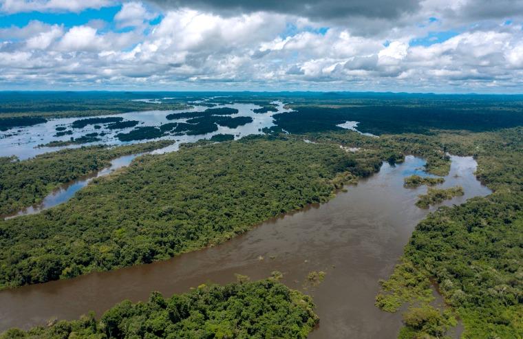 BRAZIL-AMAZONIA-IRIRI-RIVER