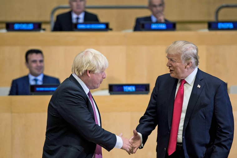 Image: FILES-BRITAIN-EU-POLITICS-BREXIT-SUMMIT-G7-JOHNSON