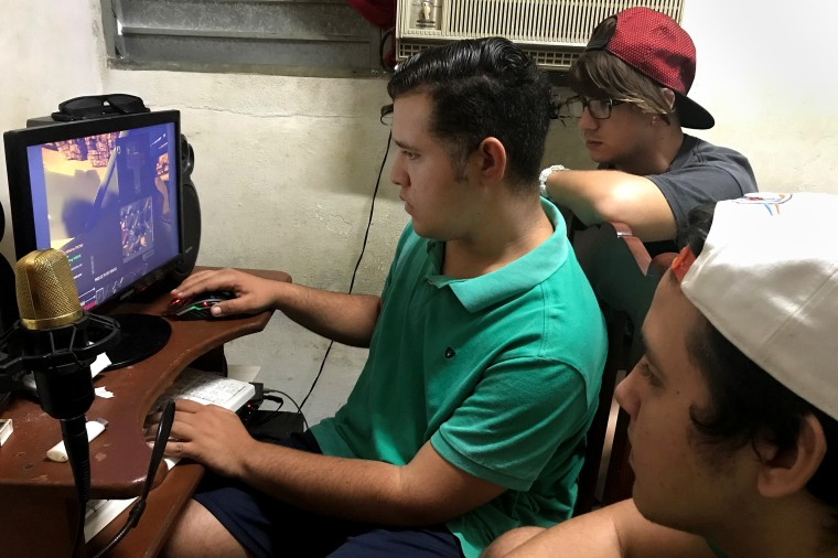 In Cuba, gamers lament what they see as the end of the island's underground network