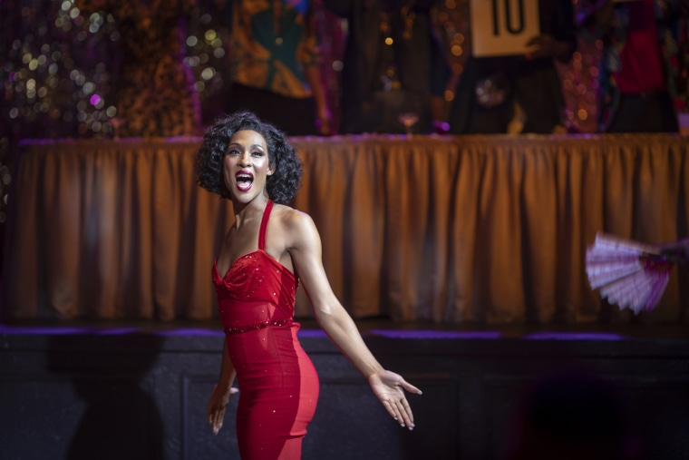 """MJ Rodriguez as Blanca in FX's """"Pose."""""""