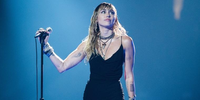 Miley Cyrus new post-breakup tattoo
