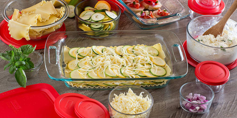 This popular Pyrex set is on sale at Amazon and Walmart