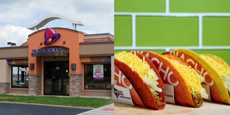 picture relating to Taco Bell Printable Application named Taco Bell is ditching 2 of its utmost prominent menu goods