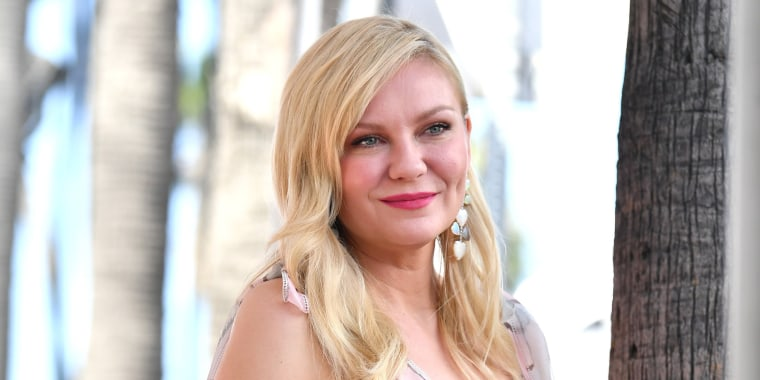 Image: Kirsten Dunst Honored With A Star On The Hollywood Walk Of Fame
