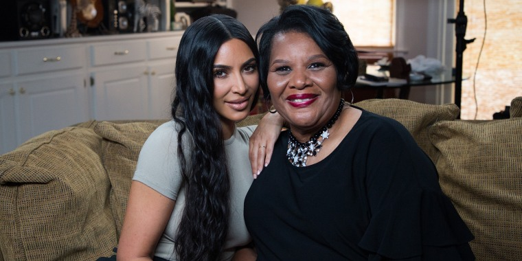 Kim Kardashian West, Alice Johnson