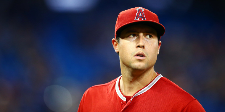 Skaggs was drafted by the Angels in 2009 and later rejoined the franchise after spending time with the Arizona Diamondbacks.