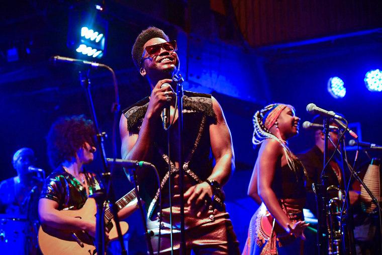 Cimafunk In Concert - New Orleans, LA