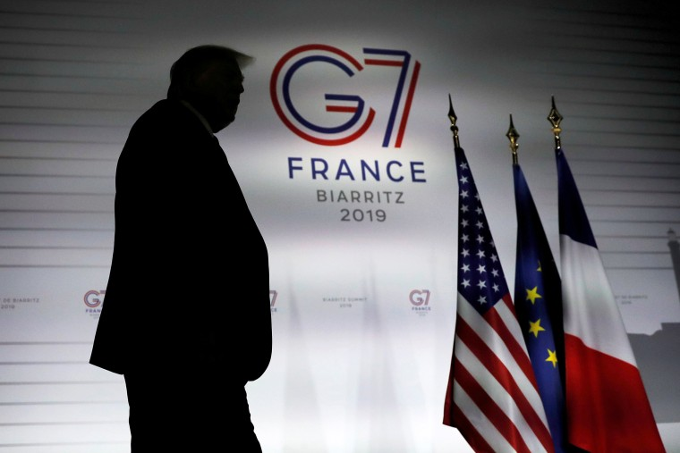 Image: G7 summit in Biarritz