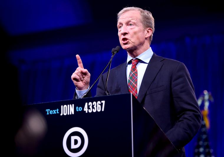 Image: US-POLITICS-DEMOCRATS-DNC