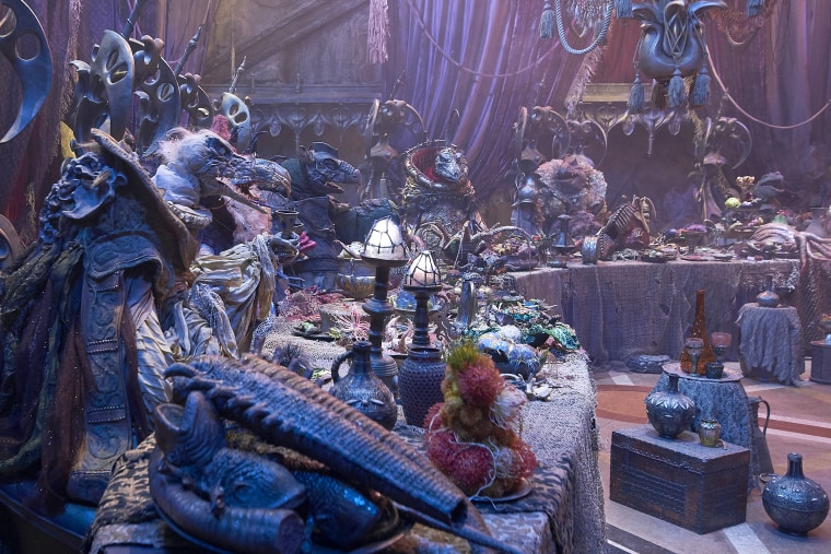 The Dark Crystal: Age of Resistance on Netflix.