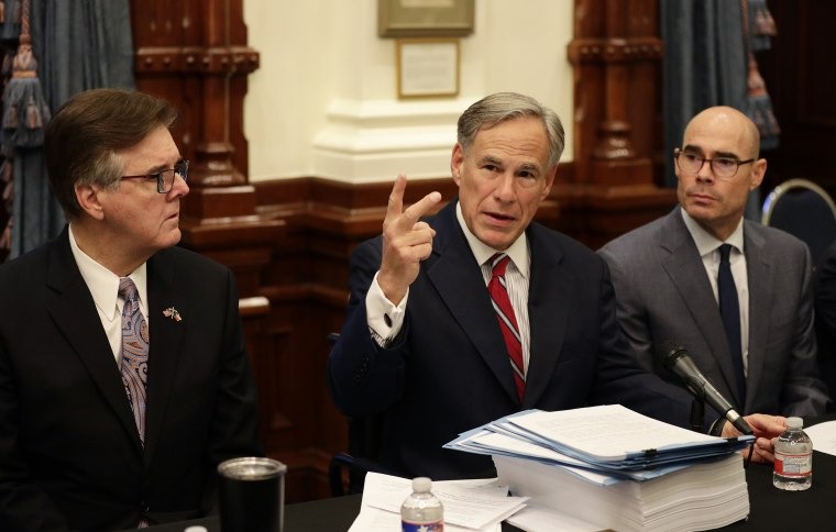 'Mistakes were made' on campaign letter sent before El Paso massacre, Texas governor says