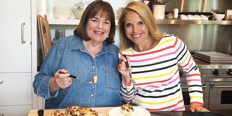 In addition to her unwavering mayo preference, Katie Couric completely supports Ina Garten's love for Maldon sea salt, a flaky salt great for topping (but not cooking) on many dishes.