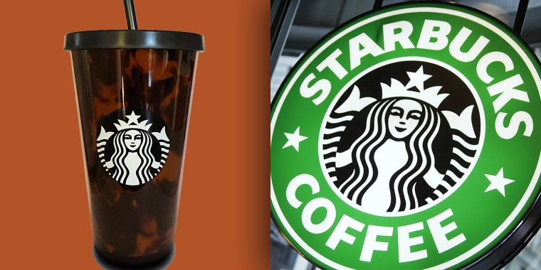 Starbucks tortoise shell cups selling out