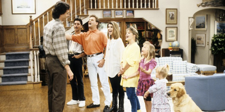 Here's what the 'Full House' home would look like if Kimmy Gibbler decorated it