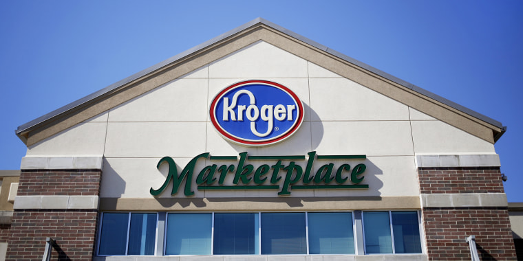 A Kroger Co. grocery store