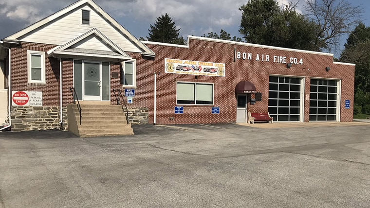 Bon Air Fire Company in Haverford Township, Pennsylvania.