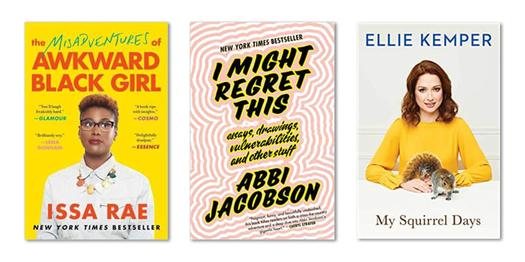 11 inspirational, must-read memoirs by the queens of comedy
