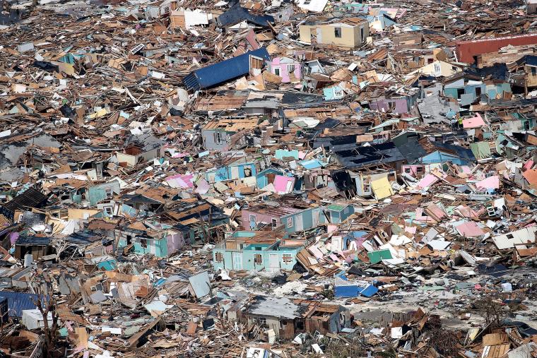 Image: Bahamas Relief Effort Begins in Wake of Dorian Destruction