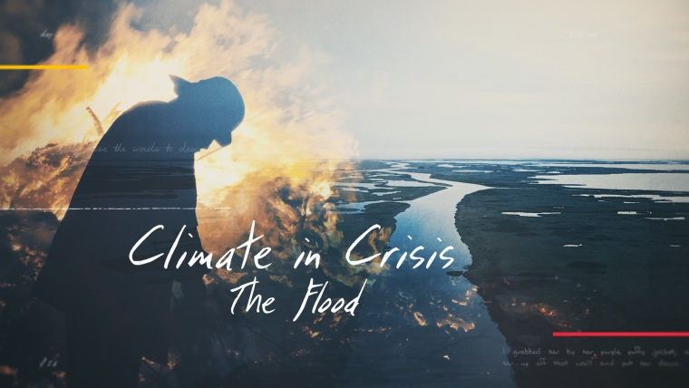 Climate in Crisis: The Flood: Meet the Press Film Festival with AFI