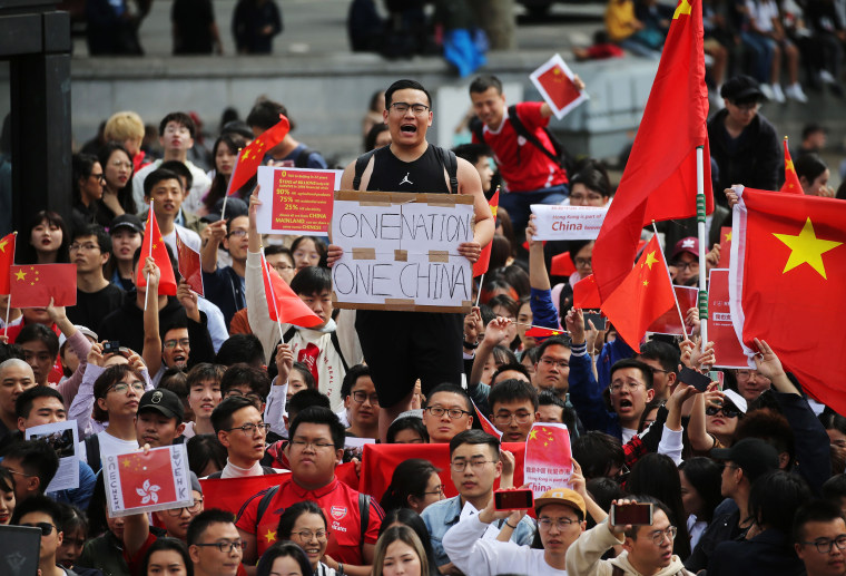 As Hong Kong protests face mainland pushback, here's what Chinese nationalists misunderstand