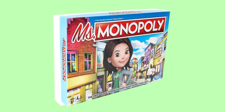 Meet Mr. Monopoly's niece.