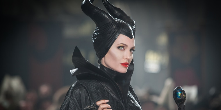 Angelina Jolie's incredible transformation into Maleficent