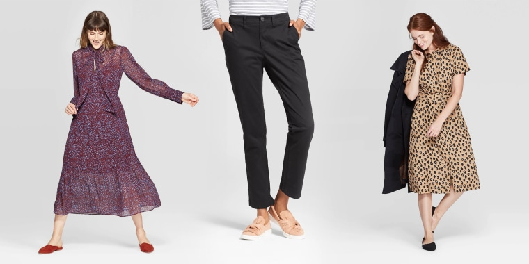 13 Target fall clothing and fashion essentials