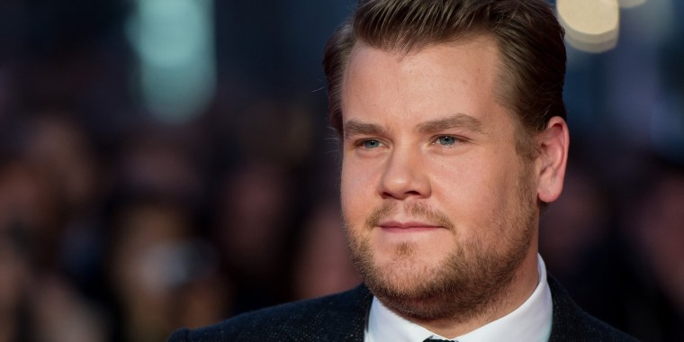 James Corden responds to fat-shaming speech with personal rebuttal