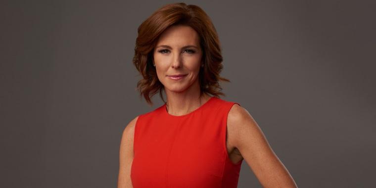 MSNBC anchor Stephanie Ruhle.