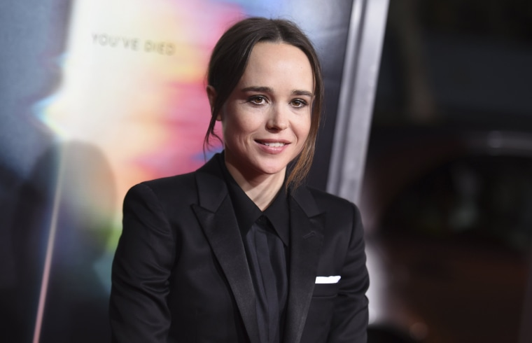 Ellen Page would be 'thrilled' to exclusively play queer roles