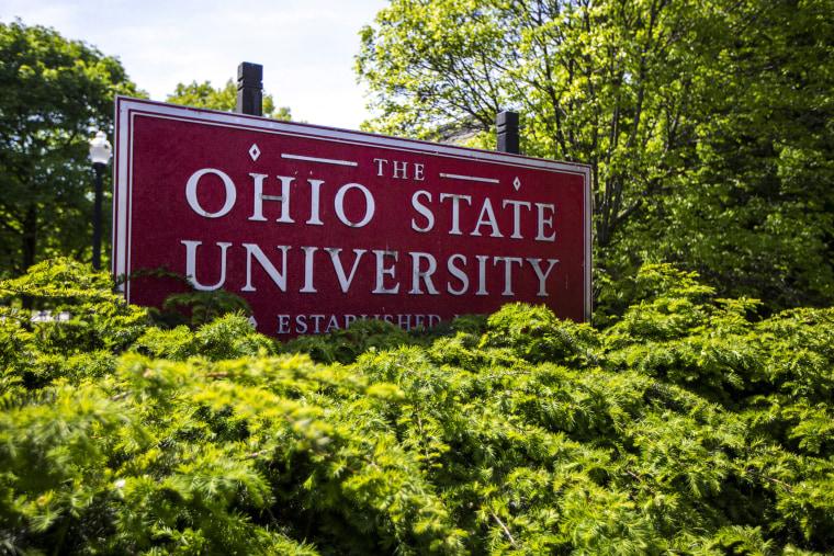 Ohio State University in Columbus