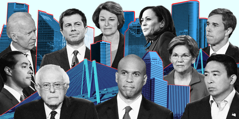 Image: Democratic Debate Live Blog