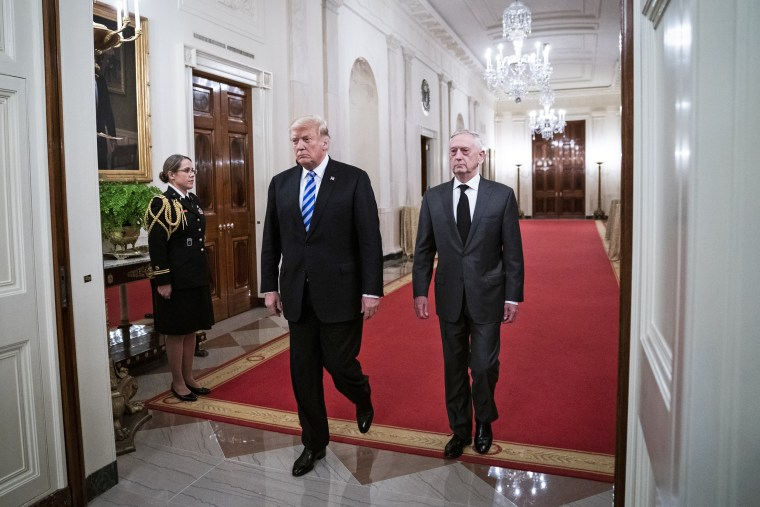 As Trump's scandals mount, General James Mattis' silence does a disservice to America