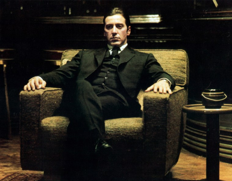 Image: Al Pacino In 'The Godfather: Part II'