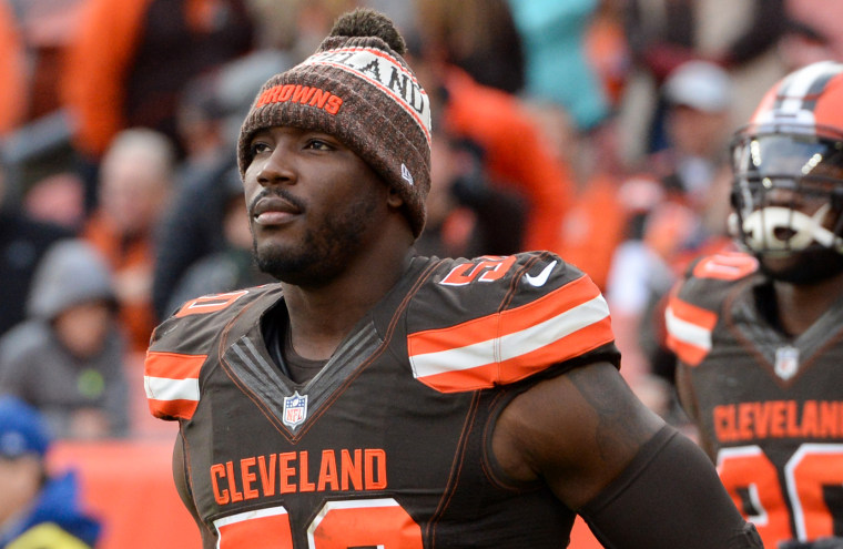 'Love you baby': Cleveland Browns' Chris Smith posts message to girlfriend struck and killed by car