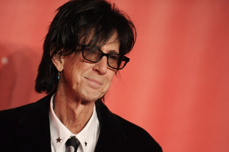 Ric Ocasek, frontman and songwriter of the new wave band The Cars, dies at 75