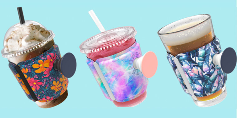 You can now match your phone to your favorite beverage.