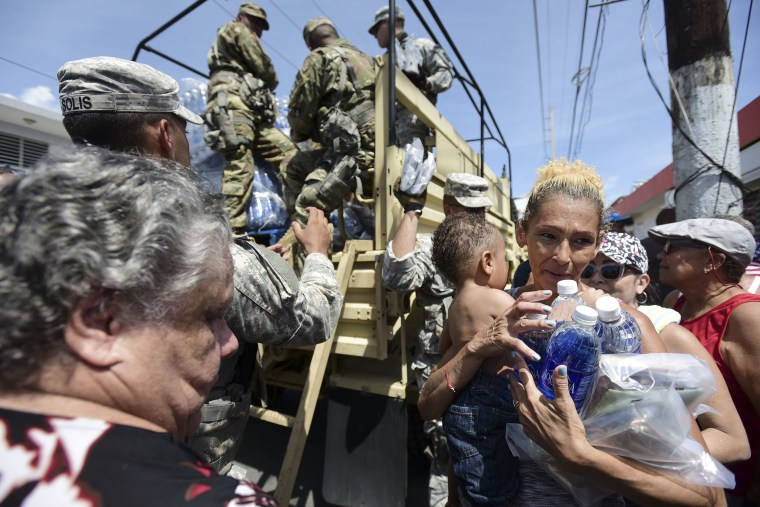 Image: Puerto Rico After Hurricane Maria