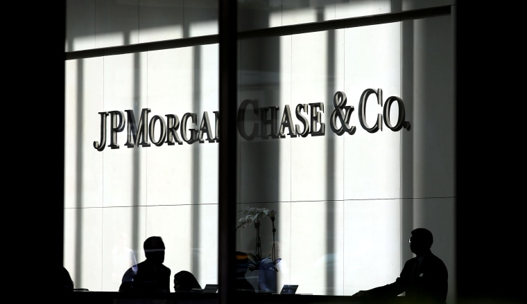 Image: The JPMorgan Chase headquarters in New York in 2012.