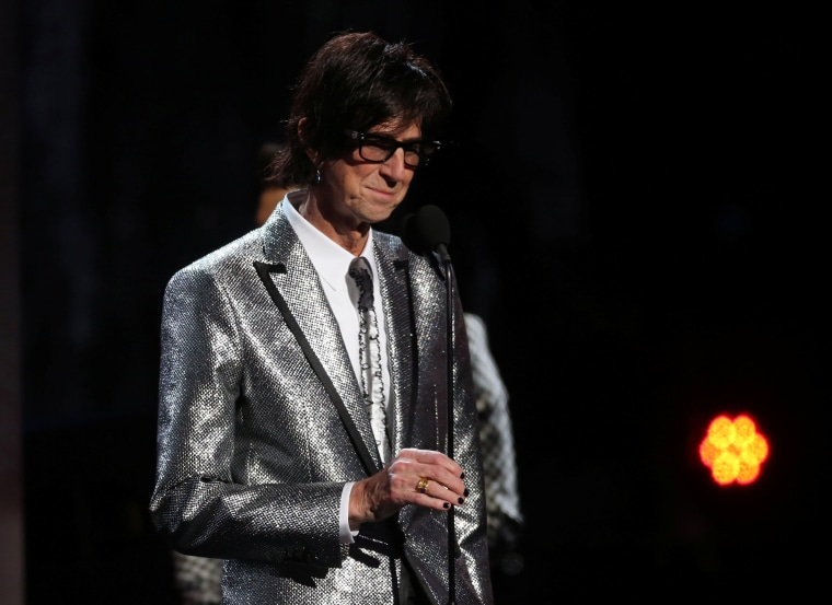 Heart disease killed Ric Ocasek, lead singer of The Cars, according to medical examiner