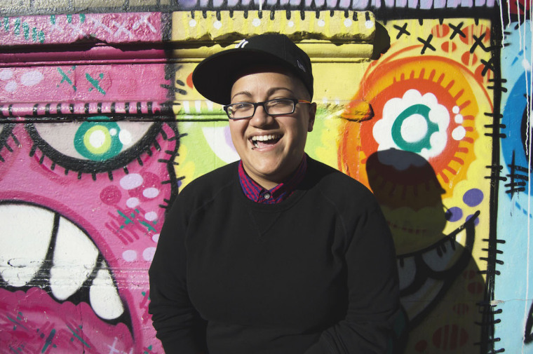 Gabby Rivera is creating stories for 'sweet baby queers' everywhere