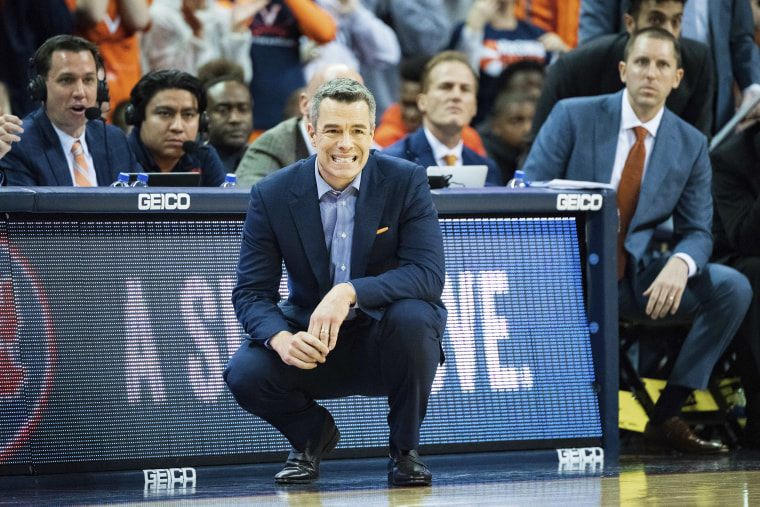 Image: UVA Basketball Coach, Tony Bennett
