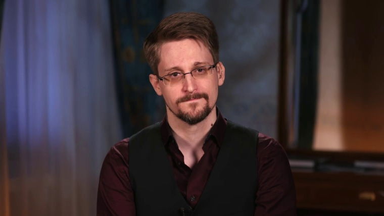 Justice Department sues Edward Snowden over publication of new memoir